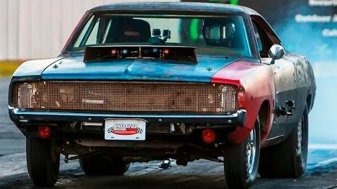 General Mayhem 707HP Hellcat Engine in a 1968 Charger! Roadkill Ep