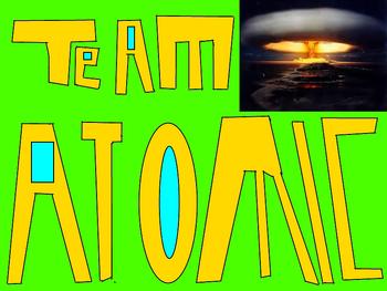 Team Atomic Logo