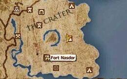Fort Nasdor location