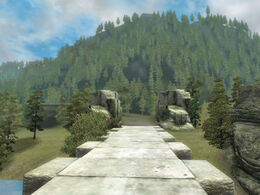 Treomar East gate