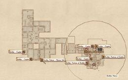 Erothin Palace map