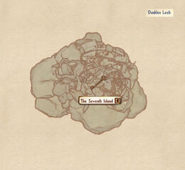 Dunkles Loch map