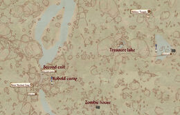 Versteckte tempelanlage map exterior