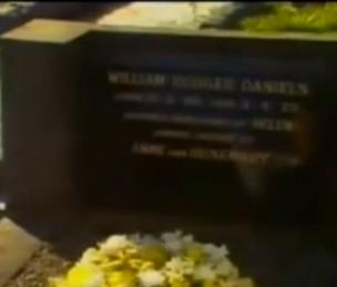 Naybers bill daniels grave