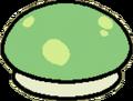 Shroom House (Green)