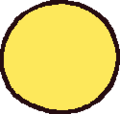 RubberBall Yellow