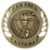 Award-Fan Fake Castaway