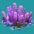 COR Violet Pillar Coral