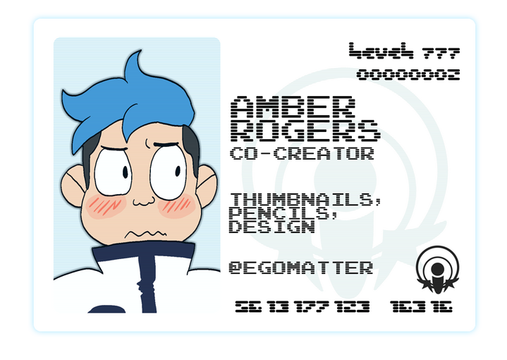 Amber Rogers profile card