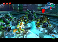 Star Fox Adventures GCN Screenshot