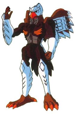 Skywarp-Beast Wars