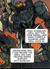 Armorhide (Transformers comic)