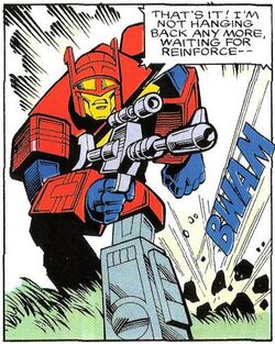 Blaster-marvelcomics
