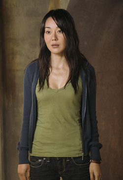 Sun-Hwa Kwon from Lost