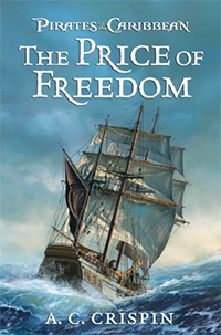 Crispin - Pirates of the Caribbean - The Price of Freedom Coverart