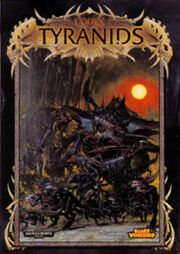 Tyranids Cover 3rd