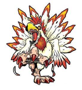 Akatorimon  Digimon World Championship Wiki  FANDOM