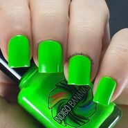 Sulfur green