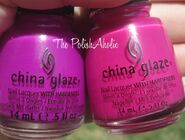 China Glaze Under The Boardwalk 2 4