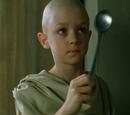 Мальчик с ложкой