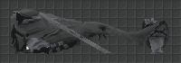 UAV Wreckage