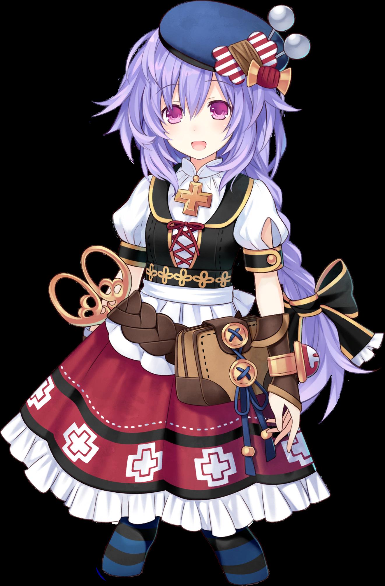 Plutia/4 Goddesses Online   Hyperdimension Neptunia Wiki ...