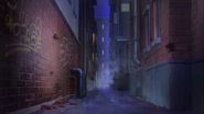 Back Alley (Night)
