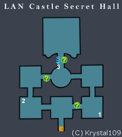 LAN Castle Secret Hall