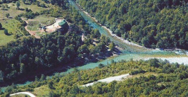 File:Sastavci Pive i Tare – Confluence of Tara and Piva River – Drina River (Šcepan Polje – Bastasi).jpg