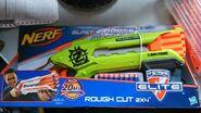 Green Zombiestrike Rough Cut