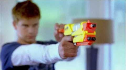 Nerf N-Strike Switch Shot EX-3 Commercial