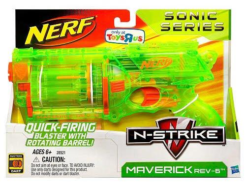 File:Nerf Sonic Series N-Strike Maverick - Box Art.jpg