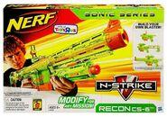 Nerf Sonic Series N-Strike Recon - Box Art