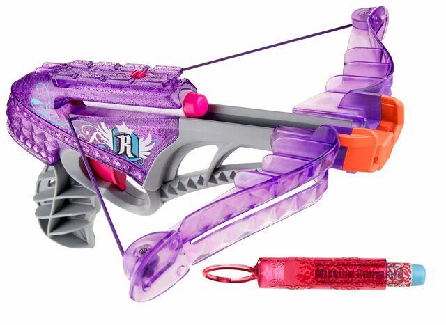 Ficheiro:Nerf Rebelle Diamondista blaster.jpg