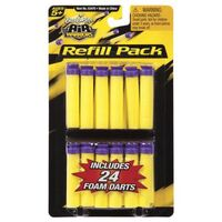24 foam darts refill pack