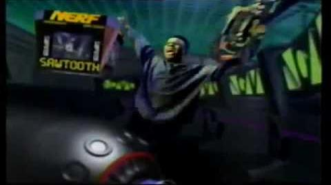 Nerf Commercial (Max Force) 1994-0