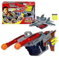 Starscream Barrel Roll Blaster