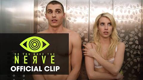"""Nerve (2016 Movie) Official Clip – """"Streaking"""""""