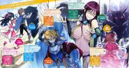 Light Novel 5 color