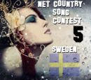 Net Country Song Contest 5 - Sweden