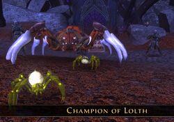 Champion of Lolth 2