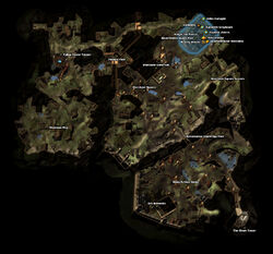 Map Neverwinter Guard Post