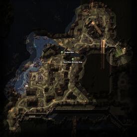 Assigning Blame Quest Map