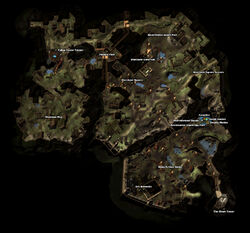 Map Neverwinter Guard Spy Post