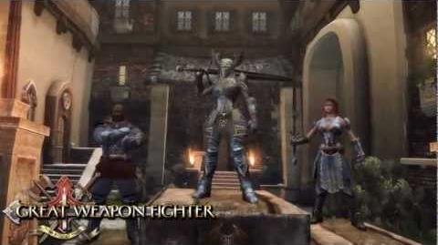 Neverwinter - The Great Weapon Fighter Class Reveal