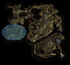 A Cantrip Trip Quest Map