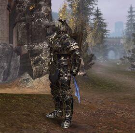 Knight-Captain Sol
