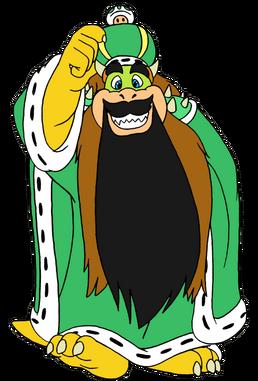 King Koopa Luigi
