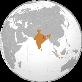 Aryavart Map