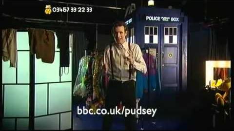 Doctor Who 2011 Children in Need Special